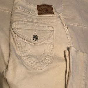 True Religion Pants - True religion flares jeans